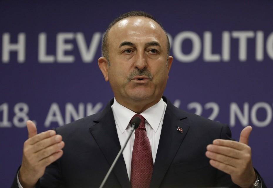 Προκλητικός ο Τσαβούσογλου για τους «Τούρκους» της Θράκης