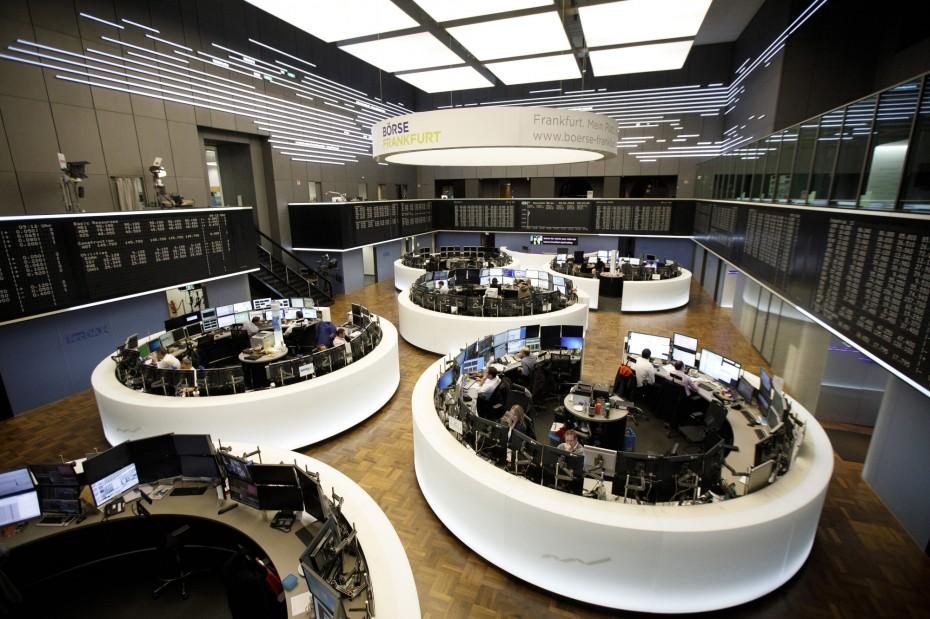 Πτωτικά οι ευρωαγορές για το κλείσιμο της εβδομάδας