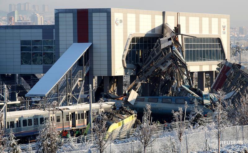 Τουρκία: Αυξάνονται θύματα και τραυματίες από το δυστύχημα