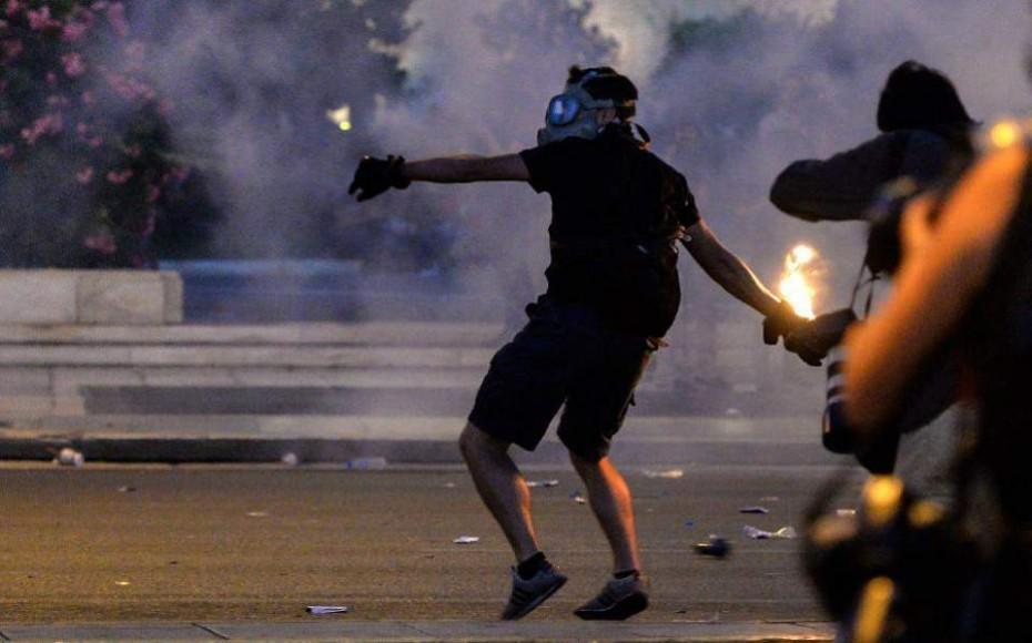 Αντιεξουσιαστές: Απέκρυψαν την επίθεσή μας με μολότοφ στο Γ' Σώμα Στρατού