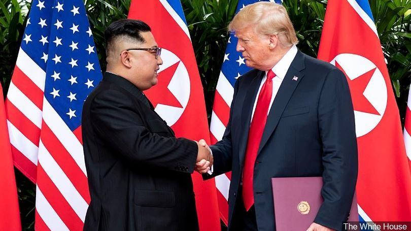 Απόπειρα προσέγγισης από τη Β. Κορέα σε Τραμπ για τα πυρηνικά
