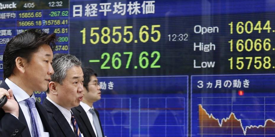 Στις επάλξεις οι ασιατικές αγορές, «άλμα» στην τεχνολογία