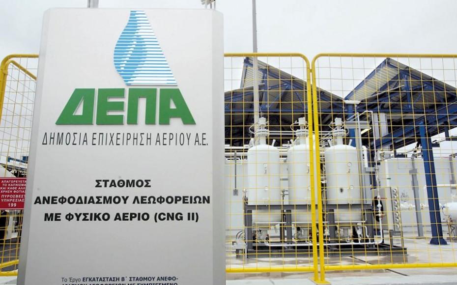 ΔΕΠΑ: Κατασκευάζει πλοίο τροφοδοσίας LNG
