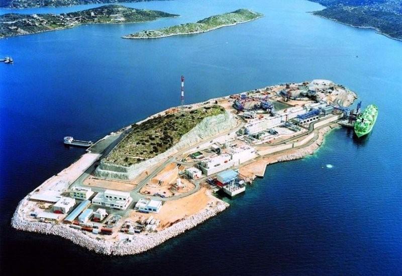 Η ΔΕΠΑ εισάγει το πρώτο φορτίο «αμερικανικού» LNG στη Ρεβυθούσα