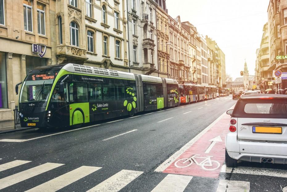 Δωρεάν δημόσιες συγκοινωνίες στο Λουξεμβούργο