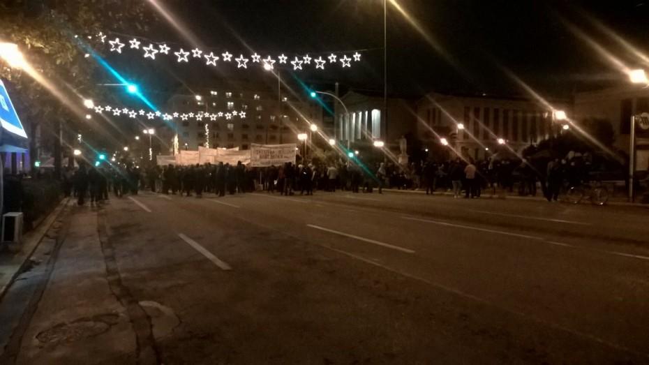Επέτειος Γρηγορόπουλου: Μυρίζει «μπαρούτι» το κέντρο της Αθήνας