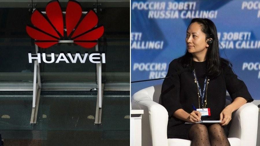 Οργή της Huawei για τη σύλληψη της Μενγκ από τις ΗΠΑ