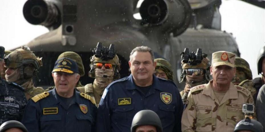 Ο Καμμένος θέλει δωρεές φρεγατών από εφοπλιστές και πολίτες