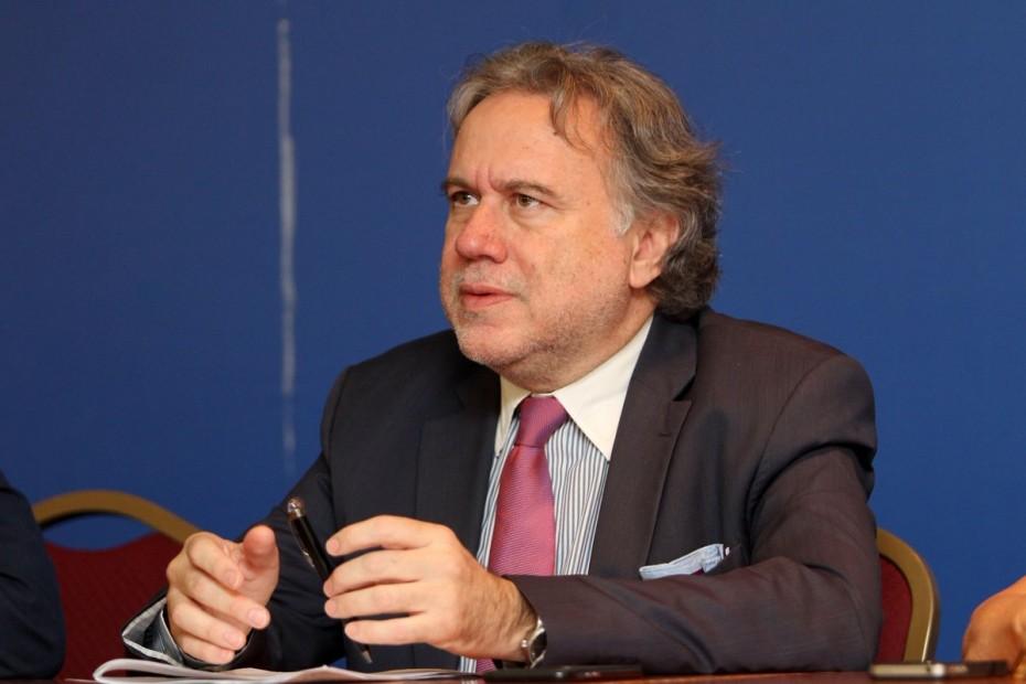 Συνάντηση Κατρούγκαλου με την απεσταλμένη του ΟΗΕ για το Κυπριακό