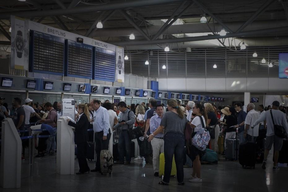 Ιστορικό ρεκόρ στην αεροπορική κίνηση της Ελλάδας