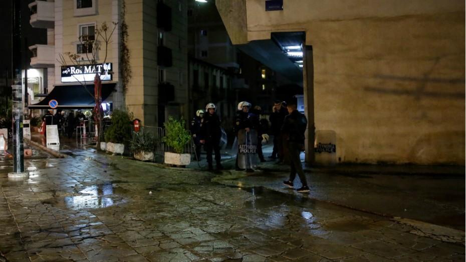 Ανάληψη ευθύνης για επίθεση στα γραφεία των ΜΑΤ στην Καισαριανή