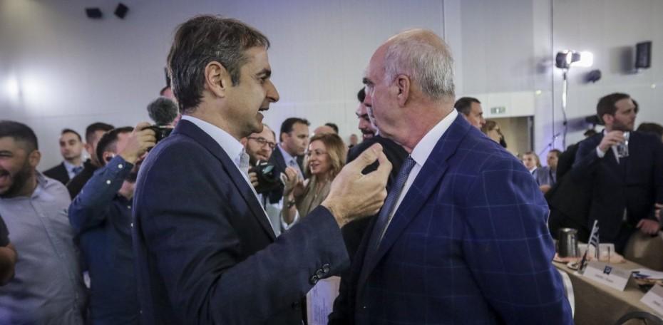 Μεϊμαράκης:  Η ΝΔ να είναι έτοιμη για εκλογικές νίκες το 2019