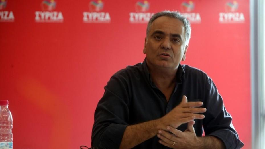Ο Σκουρλέτης «δείχνει» προς Ηλιόπουλο για υποψήφιο του ΣΥΡΙΖΑ στην Αθήνα