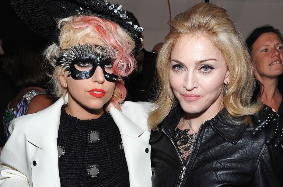 Στα «μαχαίρια» Μαντόνα και Lady Gaga