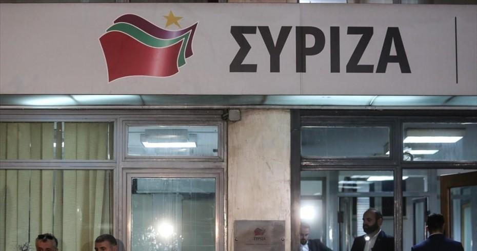 Ο ΣΥΡΙΖΑ επιμένει για την «ακροδεξιά στροφή» του Μητσοτάκη