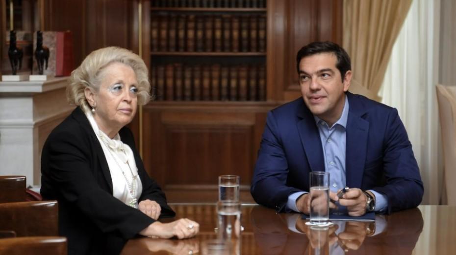 Την Θάνου προτείνει ο Τσίπρας για την Επιτροπή Ανταγωνισμού