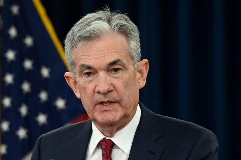 Ανησυχίες Πάουελ για το χρέος των ΗΠΑ