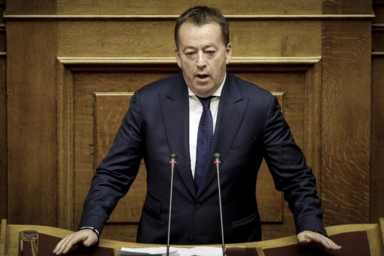 Ο Κόκκαλης των ΑΝΕΛ θα καταψηφίσει τη Συμφωνία των Πρεσπών