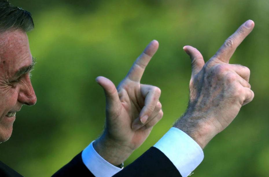 Ο Μπολσονάρου χαλάρωσε κατά πολύ την οπλοχρησία στη Βραζιλία