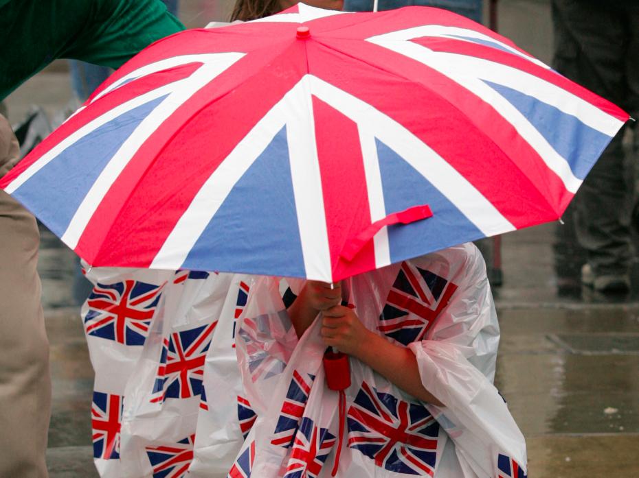 Βρετανία: Επιβράδυνση της οικονομίας το γ' τρίμηνο