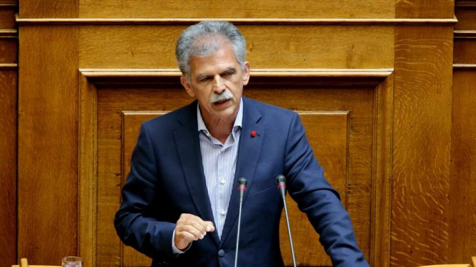 Δανέλλης: «Εθνική συντέλεια» πιθανή καταψήφιση της Συμφωνίας των Πρεσπών