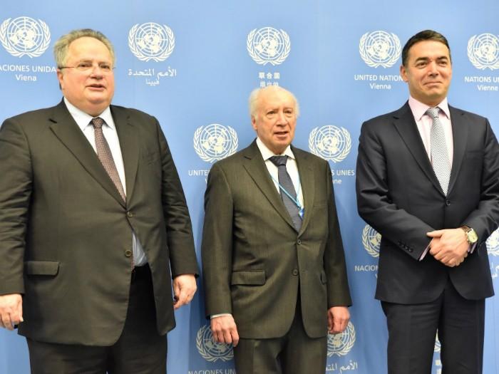 Δηλώσεις Νίμιτς για την κύρωση της Συμφωνίας από την ΠΓΔΜ