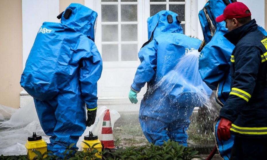 Φάκελοι με ύποπτη σκόνη σε Πανεπιστήμιο Ιωαννίνων και ΤΕΙ Λαμίας