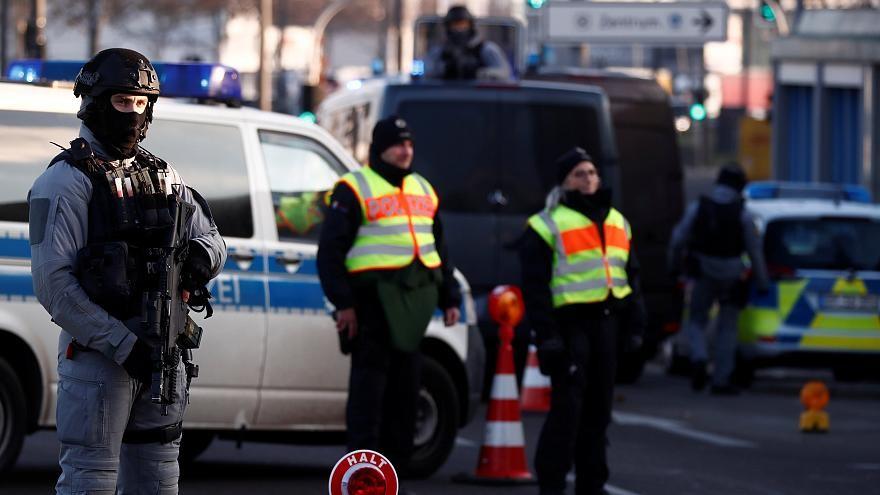 Γερμανία: Απειλή για βόμβα σε 3 δικαστήρια