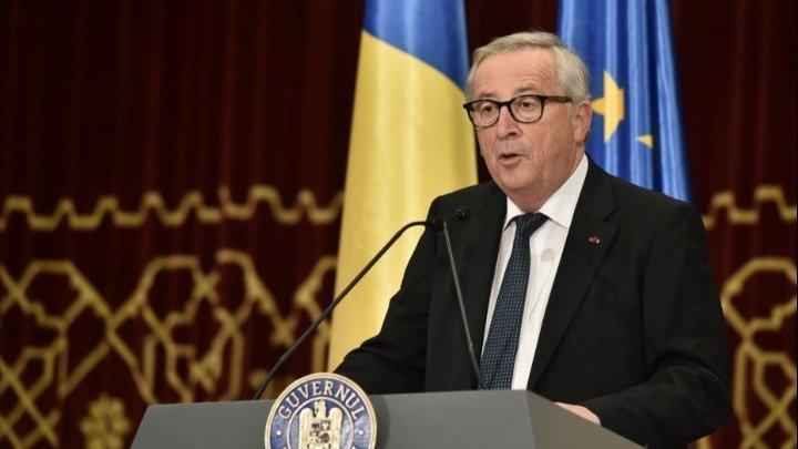 Ηχηρό μήνυμα Γιούνκερ για τη συμφωνία των Πρεσπών