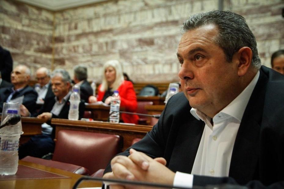 Καμμένος σε ΣΥΡΙΖΑ: Γίνατε κυβέρνηση αποστασίας