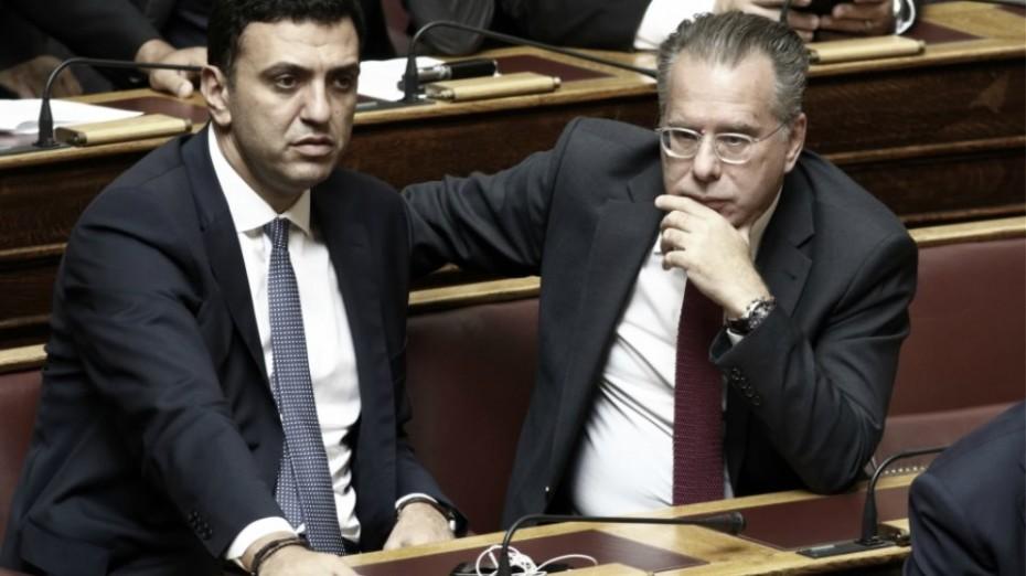 «Μπαρούτι» στην Επιτροπή της Βουλής για το νέο Σύνταγμα των Σκοπίων