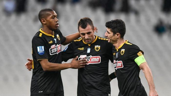Η ΑΕΚ διέλυσε τον Κισσαμικό με 5-0 για το Κύπελλο