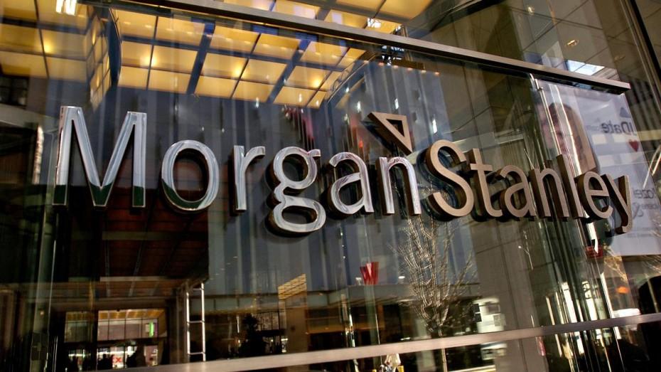 Κέρδη και έσοδα μικρότερα των προσδοκιών για τη Morgan Stanley