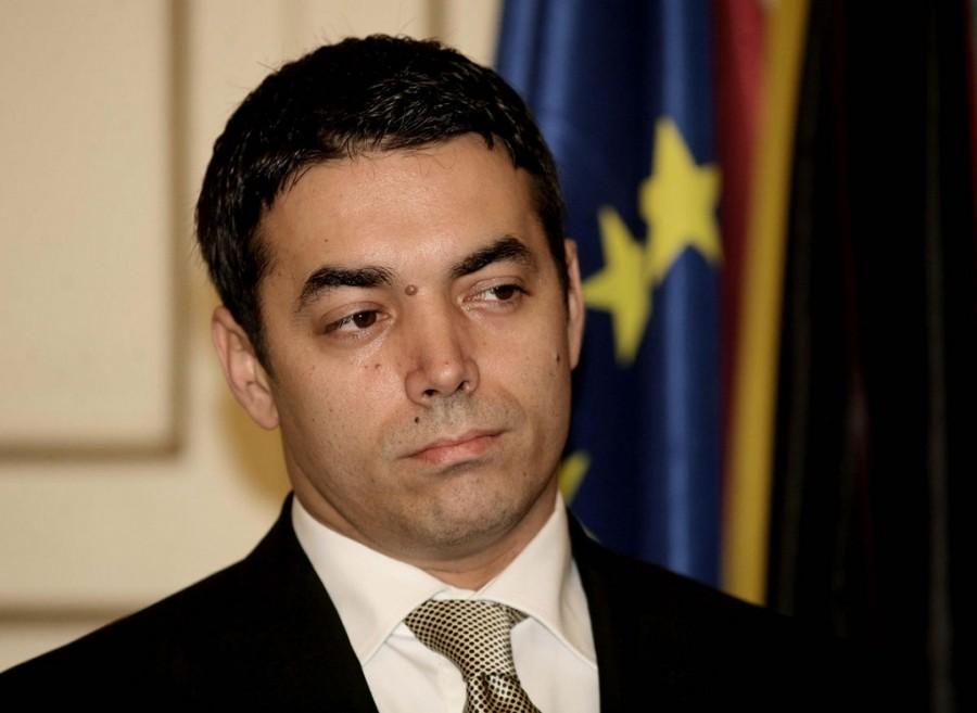 Ντιμιτρόφ: Μακεδονία, μέχρι να κυρώσετε την ένταξή μας στο ΝΑΤΟ