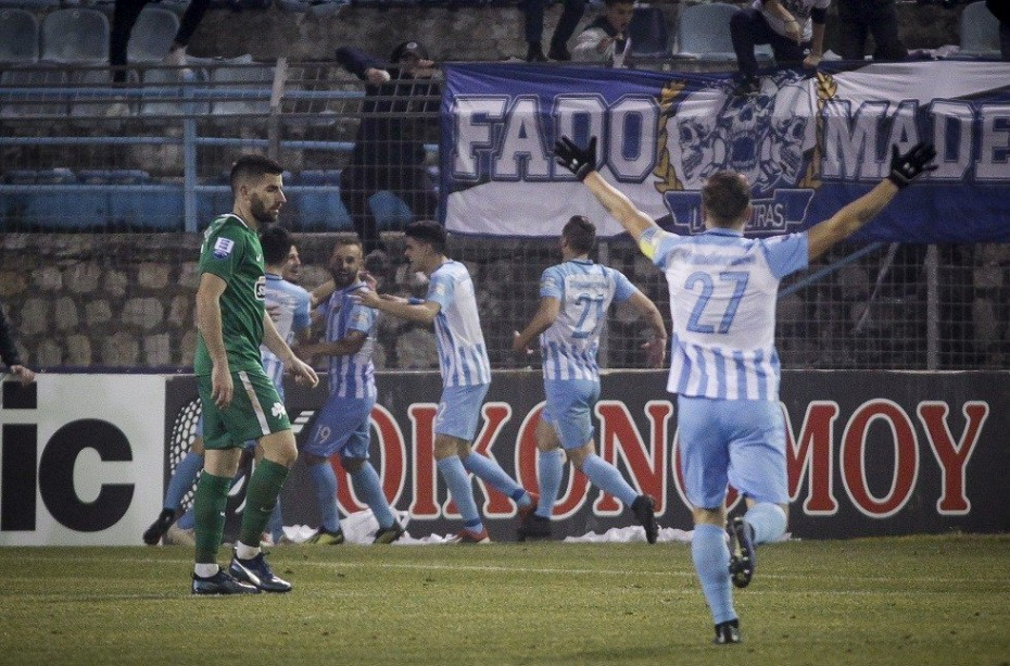 Super League: Νέα ήττα του Παναθηναϊκού, 1-0 στη Λαμία