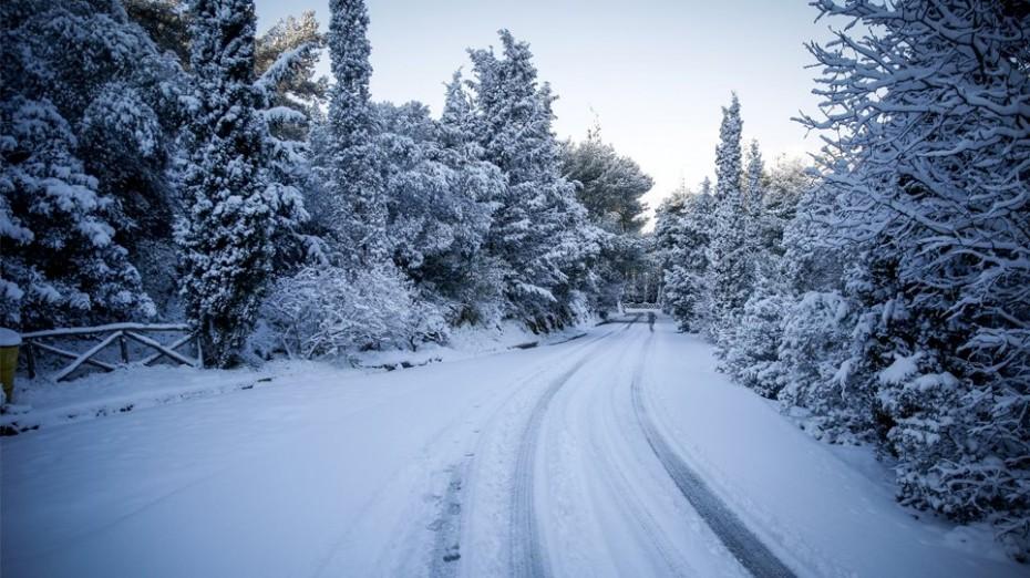 Χιονοκάλυψη ρεκόρ μετα από 4 διαδοχικές κακοκαιρίες