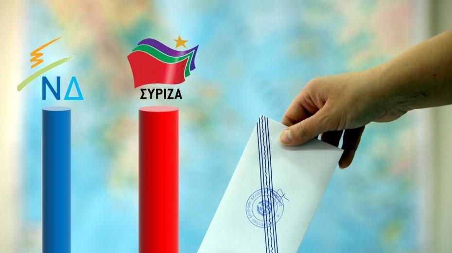 Οι Έλληνες ψηφίζουν κάλπες