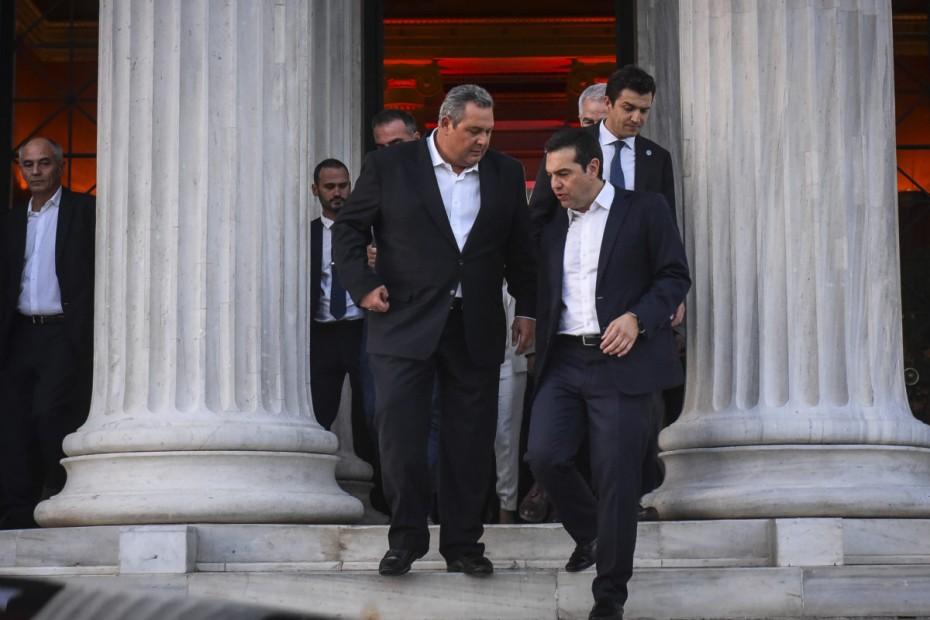 Ώρα... αποφάσεων για τους ΣΥΡΙΖΑ-ΑΝΕΛ