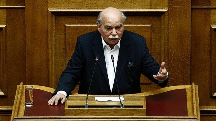 Βούτσης για συλλαλητήριο: Επιτέθηκαν στη Βουλή από 5 διαφορετικά σημεία