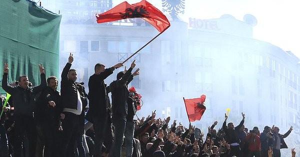 Τραυματίες από τις ταραχές στην Αλβανία κατά του Ράμα
