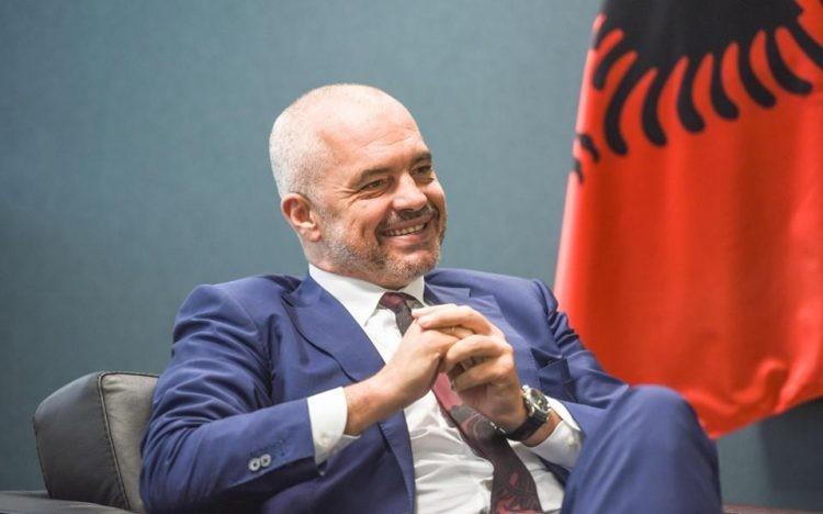 Αλβανός πρωθυπουργός: Συζητάμε με την Ελλάδα τα σύνορα
