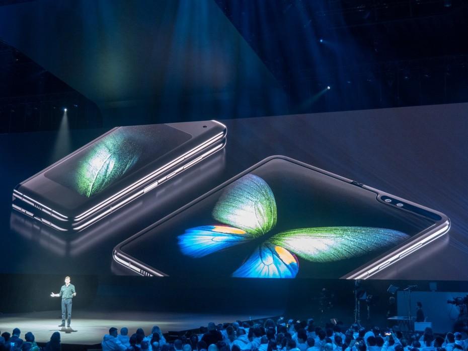 Αναδιπλούμενο Galaxy Fold το νέο smartphone της Samsung
