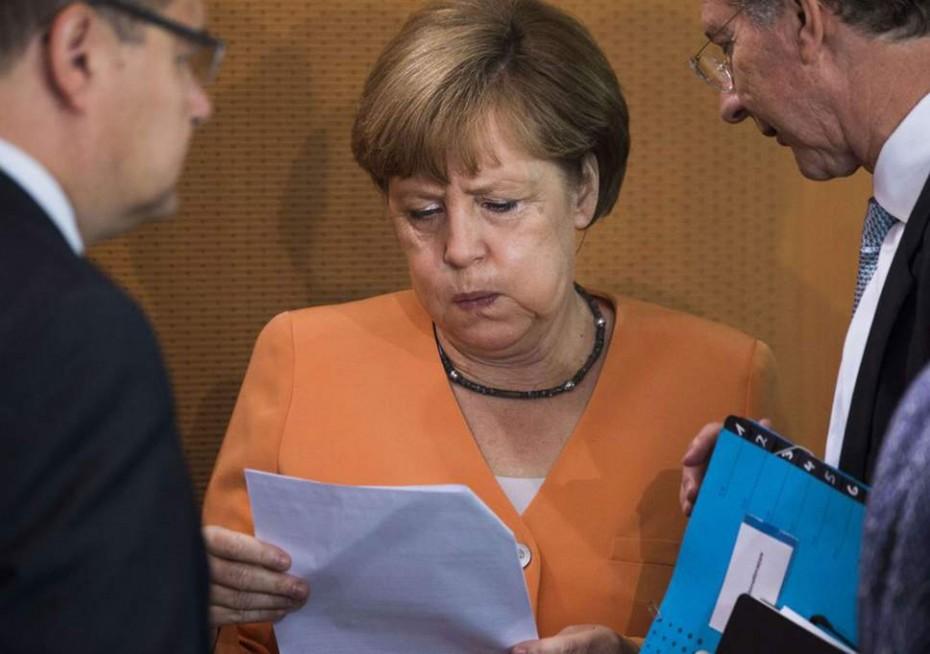 BBC: Η Μέρκελ ζητούσε Grexit, Γάλλοι και Ιταλοί τη... συγκράτησαν