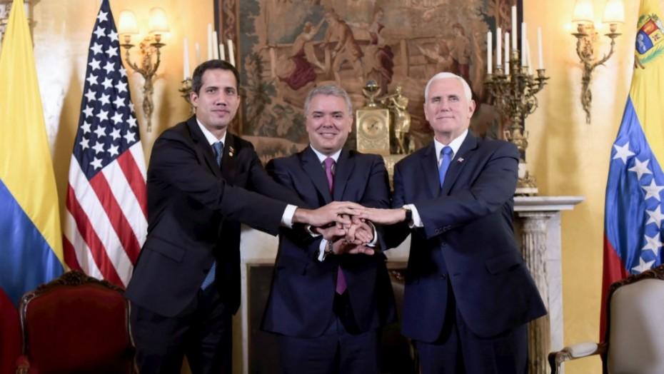 Βενεζουέλα: Σε ανένδοτο κατά του Μαδούρο καλεί ο Γκουαϊδό
