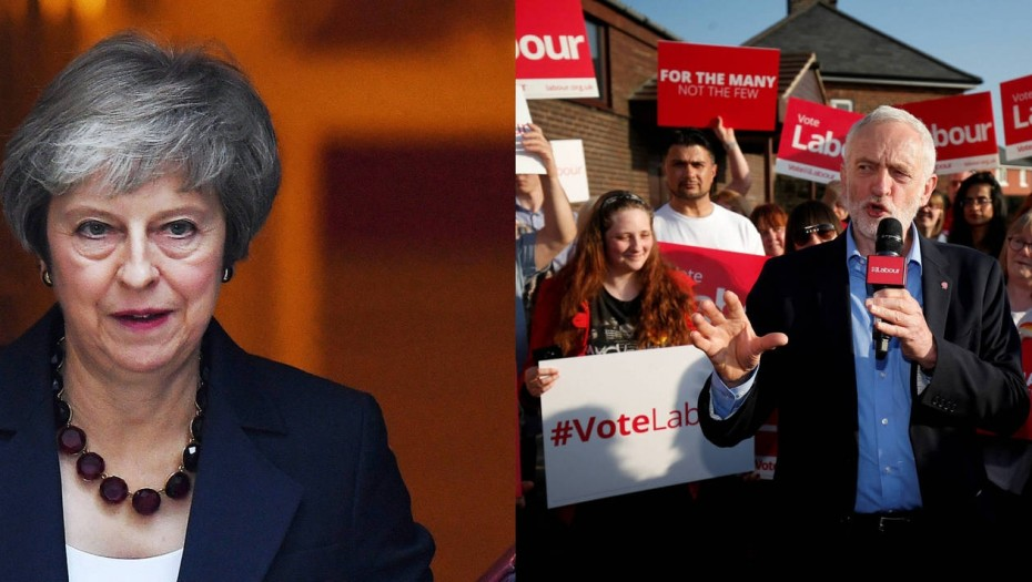 Φοβάται η Μέι τους Τόρις και ο Κόρμπιν την ΕΕ, για το Brexit