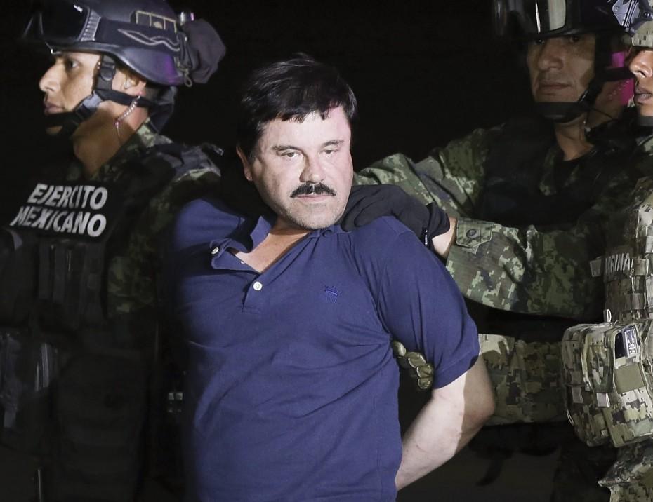 Επανάληψη της δίκης του θα ζητήσει ο Ελ Τσάπο