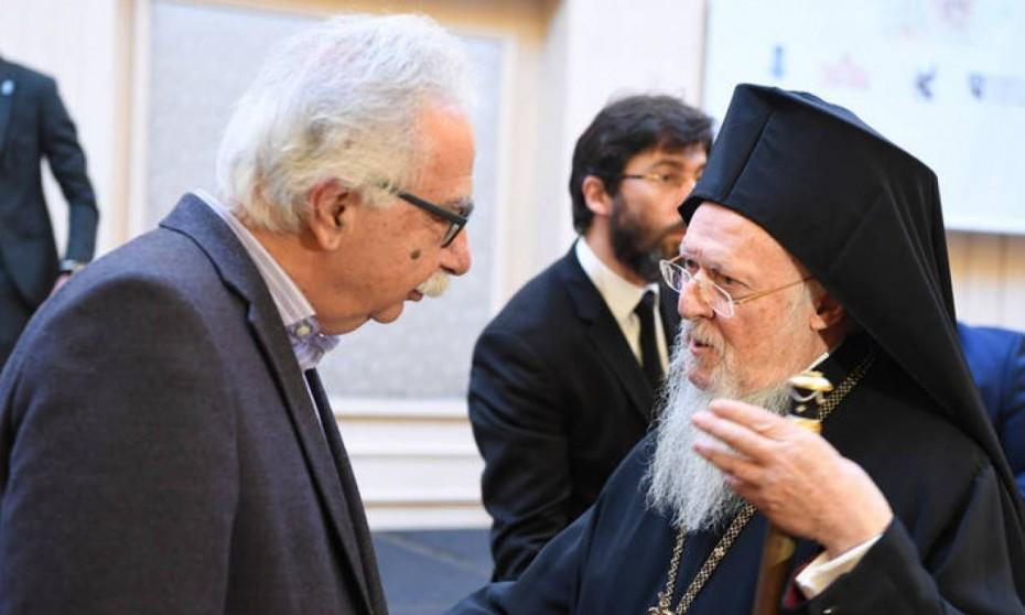 Νέα συνάντηση Γαβρόγλου με εκπροσώπους του Πατριαρχείου την Τρίτη