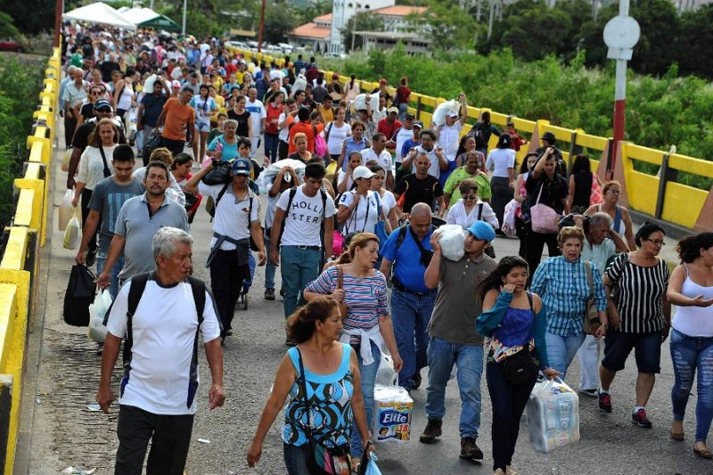 Γκουαϊδό: Ο στρατός διαπράττει γενοκτονία στη Βενεζουέλα