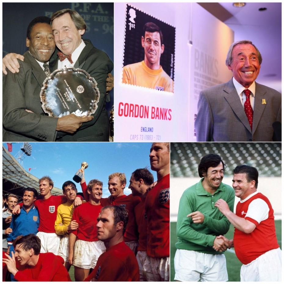 Απεβίωσε ο σπουδαίος τερματοφύλακας Γκόρντον Μπανκς
