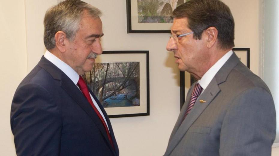 Την Τρίτη το ραντεβού Αναστασιάδη με Ακιντζί για το Κυπριακό